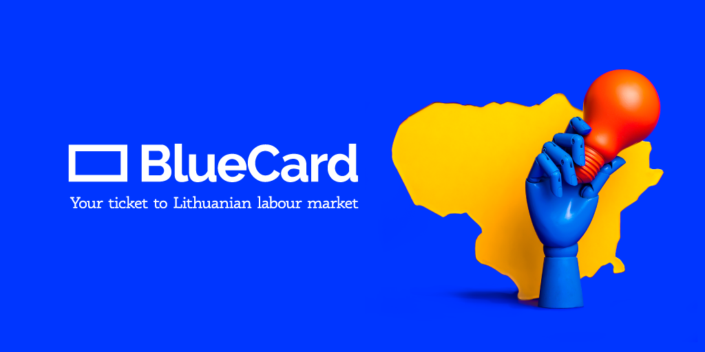 Getting a visa for lithuania eu blue card in lithuania stopboris Images